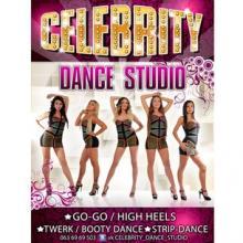 celebrity dance studio