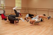 "Школа танцев в ЕКЦ ""Beit-Grand"""