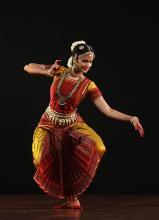 Бхаратанатьям- индийский храмовый танец