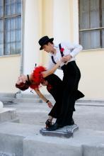 Танцевальный центр Александра и Натальи Бевзюк