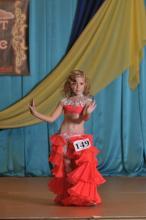 восточные танцы девочка